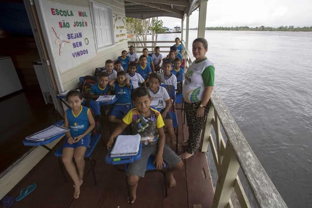 13 - Manaus, Brazil