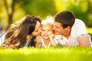 happy-family-couple-love-in-garden