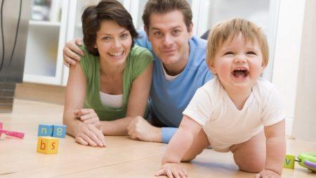 Ранно детско развитие през първата година