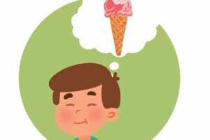 Дете иска сладолед