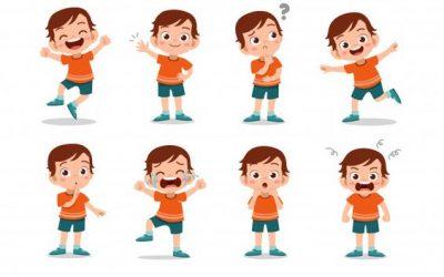 Темперамент и характер на детето