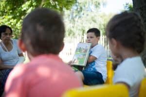 доброволчество за деца